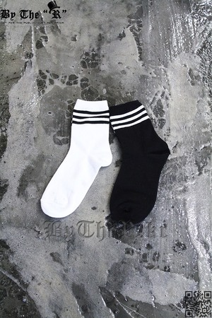 Noble short socks-z